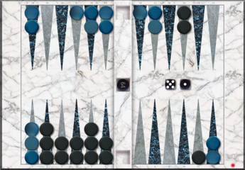 MARBLE-WhiteWithGrayBlue theme